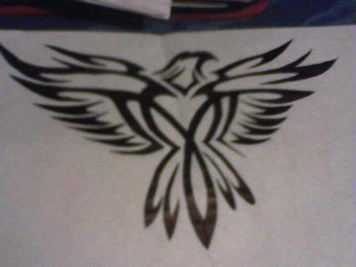 Fotolog de adictoalajoda: Este Aguila Es El Mejor Dibujo